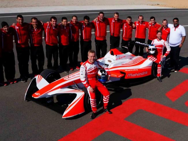 Resultado de imagen de mahindra campos racing team