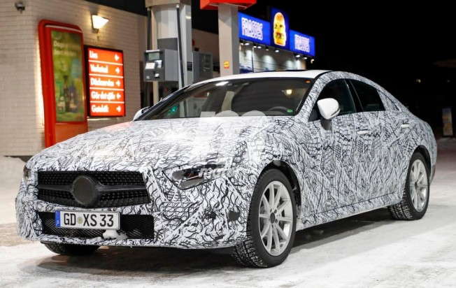 2018 - [Mercedes] CLS III  - Page 2 Mercedes-cls-2018-201734535_1