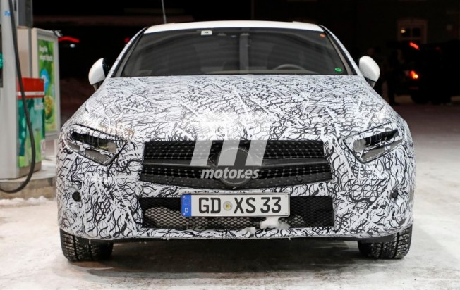 2018 - [Mercedes] CLS III  - Page 2 Mercedes-cls-2018-201734535_3