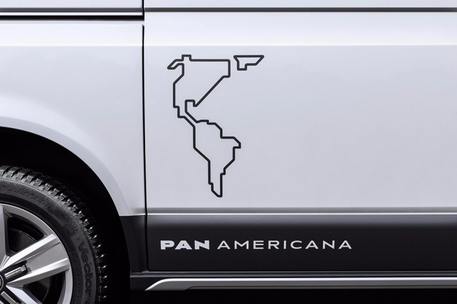 Volkswagen Multivan Panamericana 2017