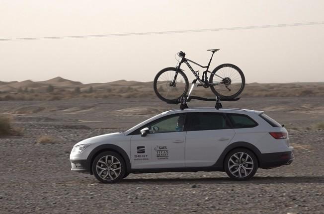 SEAT León X-Perience Titan Desert