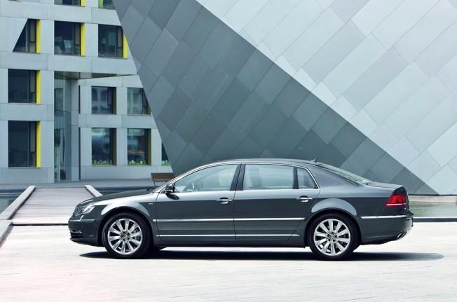 Volkswagen Phaeton - lateral
