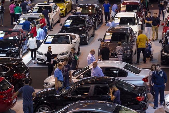 Ventas de coches de ocasión en Febrero 2017