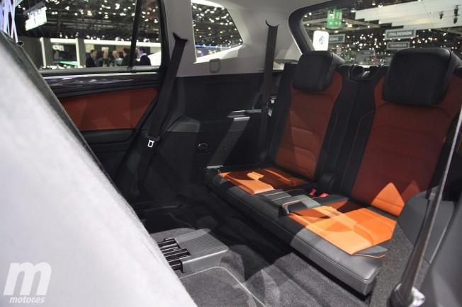 Volkswagen Tiguan Allspace 2017 - interior