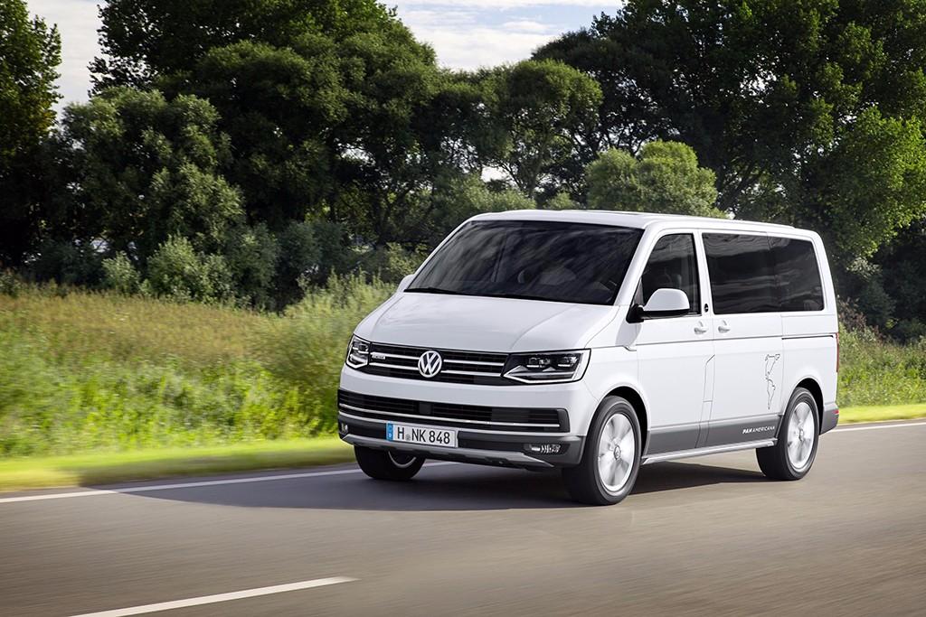 Volkswagen Multivan Panamericana: precios de la furgoneta con alma de SUV