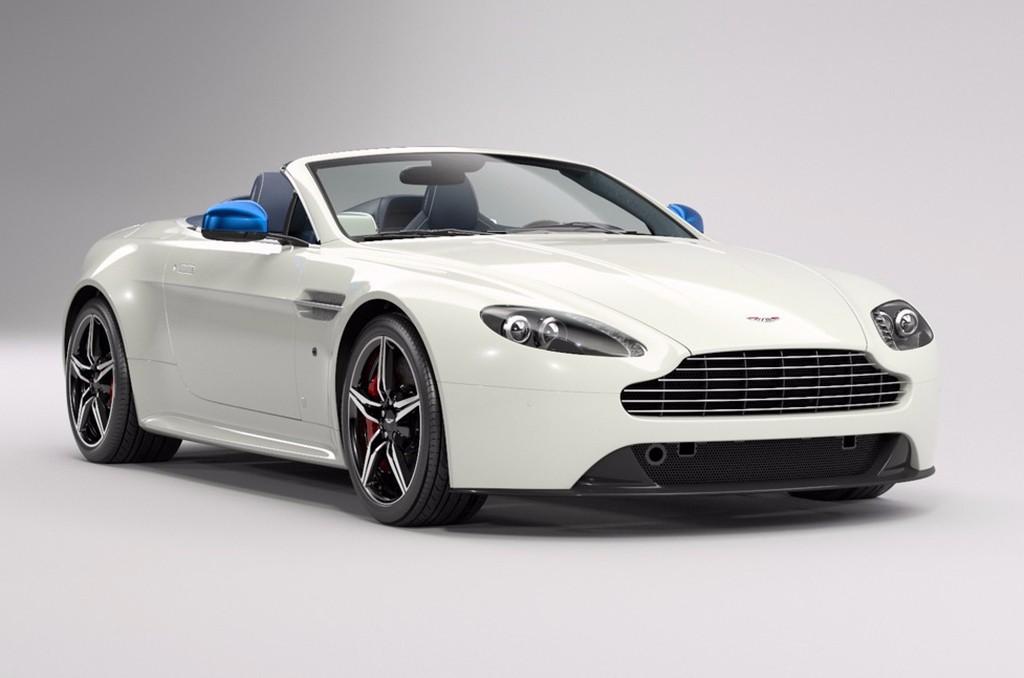 Aston Martin V8 Vantage S Great Britain Edition: 5 unidades y exclusivo para China