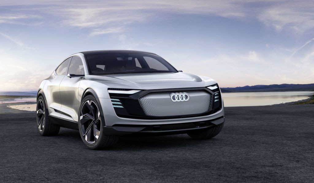 Audi e-tron Sportback Concept: adelanto del nuevo SUV coupé eléctrico de Ingoldstadt