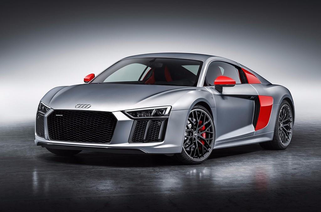 El Audi R8 Coupé estrena la edición limitada «Audi Sport Edition»