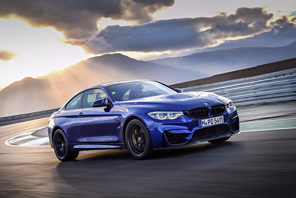 BMW M4 CS 2017, un punto medio no exento de salvajismo