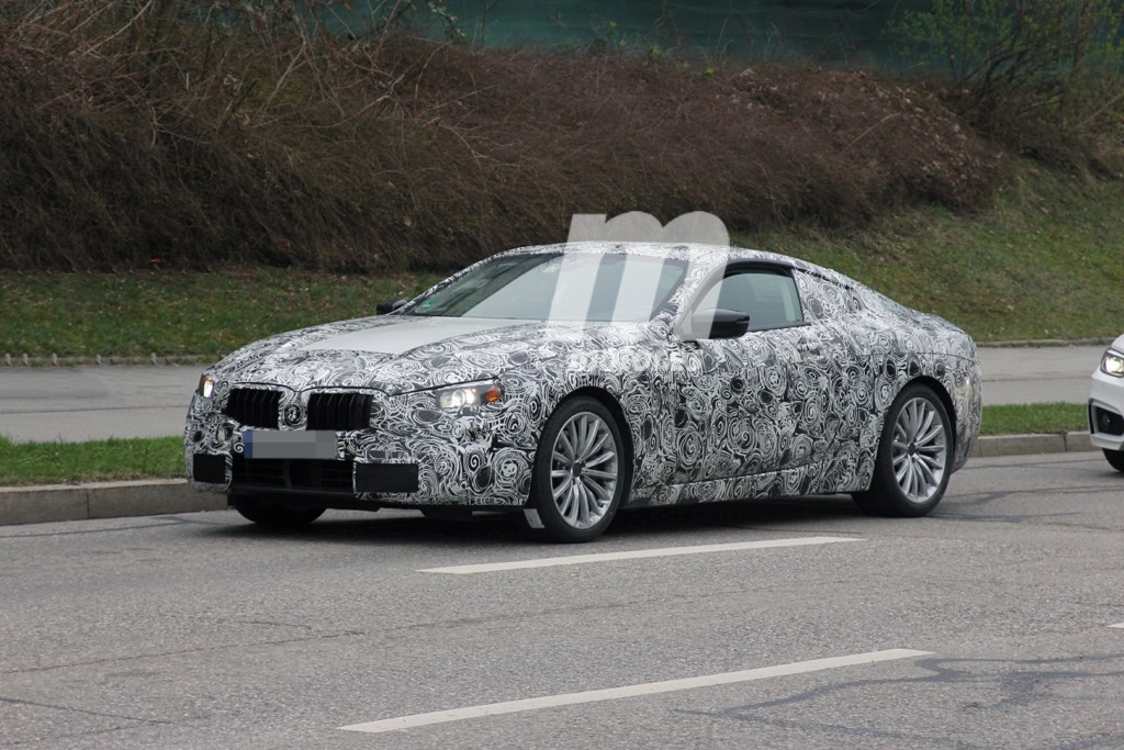 BMW Serie 8: las decisiones que han motivado recuperar un nombre mítico