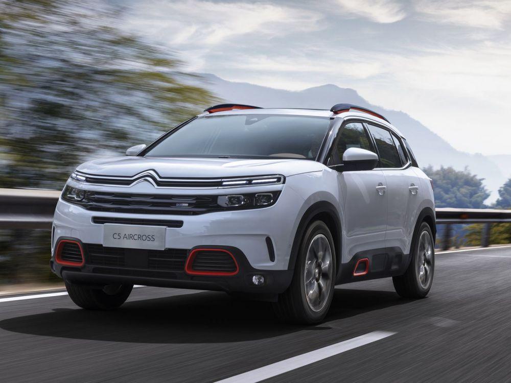 Citroën C5 Aircross: se filtra el nuevo SUV de la marca francesa