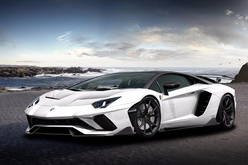 """Lamborghini Aventador S """"Tecno"""": te descubrimos lo nuevo del preparador DMC"""