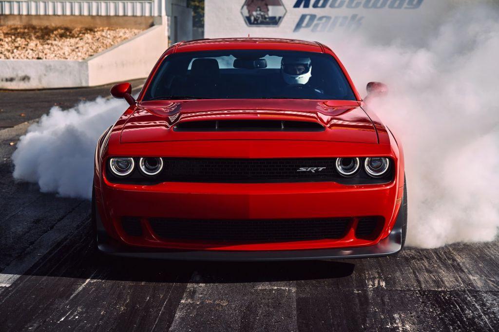 Dodge Challenger SRT Demon 2018: todos los datos de esta bestia de 851 CV