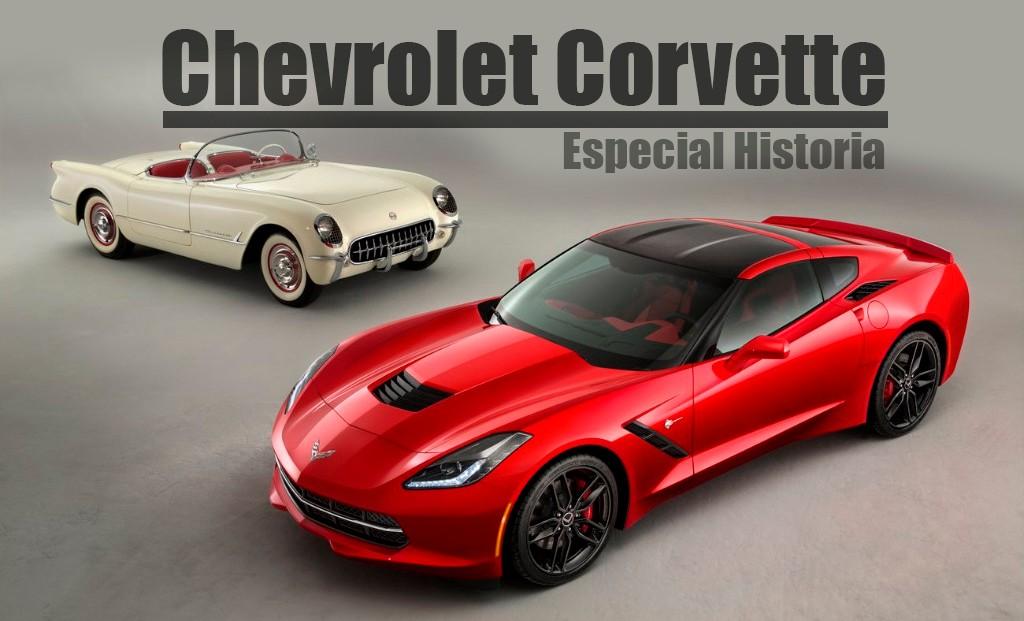 La Historia del Chevrolet Corvette, pasión americana sobre las cuatro ruedas