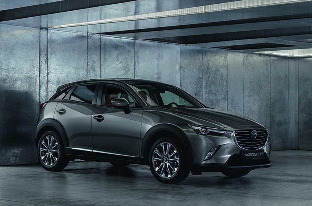 Mazda CX-3 Senses Edition: más equipamiento siempre es bien recibido