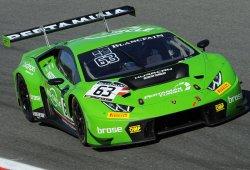 Claro triunfo del Lamborghini #63 en las 3 Horas de Monza