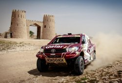 El Qatar Cross-Country Rally es de Al-Attiyah y Sunderland