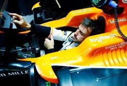 Alonso abandona antes de la salida en Sochi
