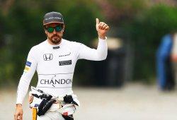 """Alonso, tras clasificar decimotercero: """"Es el segundo milagro en dos carreras"""""""