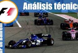 [Vídeo] Análisis técnico del GP de Bahrein