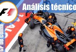 [Vídeo] Análisis técnico del GP de China