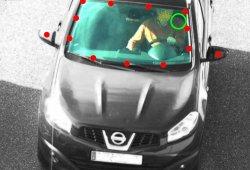 Así funcionan las cámaras de la DGT que denuncian por no usar el cinturón de seguridad