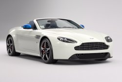 Aston Martin V8 Vantage S Great Britain Edition: 5 unidades y exclusivo para China