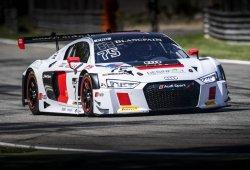El Audi #75 lidera los libres de las 3 Horas de Monza