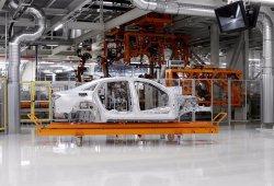El Audi A8 2018 combinará materiales ligeros con una excelente rigidez torsional