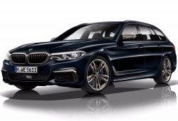 BMW M550d xDrive Touring 2018: combinando diésel y altas prestaciones