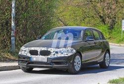 BMW Serie 1 2018: cazamos el nuevo e inesperado facelift del Serie 1