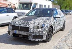 BMW Serie 1 2019: las primeras fotos del futuro rival del Audi A1