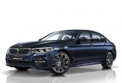 BMW Serie 5 Li: nueva variante de batalla extendida solo para China