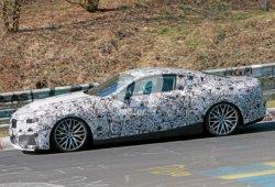 BMW Serie 8 2018: en vídeo las pruebas del M850i xDrive en Nürburgring