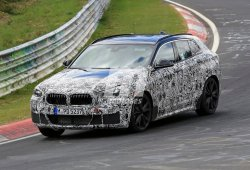 BMW X2 2018: el esperado SUV se enfrenta por primera vez al Circuito de Nürburgring