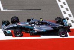 Bottas logra su primera victoria en Fórmula 1