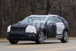Cadillac XT4: visto en Milford con menos camuflaje del habitual