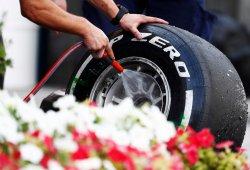 Pirelli publica el calendario de test de 2017