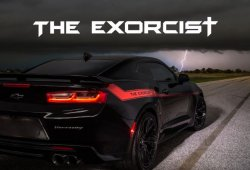 "Hennessey ""The Exorcist"": un Camaro de 1.000 CV como solución al Demon de Dodge"