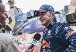 Carlos Sainz, cerca de renovar con Peugeot Sport por un año