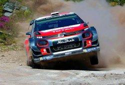 Citroën prepara el Rally de Argentina en Mondim