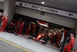 Marchionne muestra su preocupación por el rendimiento de Räikkönen