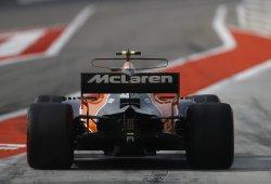 Nuevo desastre para McLaren-Honda en el test de Bahrein