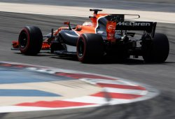 McLaren completa 81 vueltas en el cierre del test de Bahrein