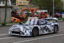 Dallara sigue trabajando en su modelo de calle para rivalizar con el KTM X-Bow