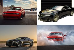 Demon vs The Exorcist vs Trans Am Super Duty: los últimos y más radicales Muscle cars