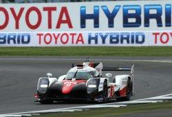 Toyota manda en los libres de las 6 Horas de Silverstone