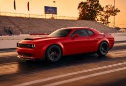 Dodge Challenger SRT Demon: algunos ya anuncian que tendrá 1.036 CV