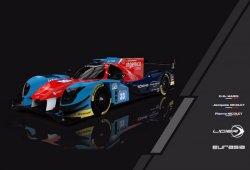 Eurasia Motorsport define sus tres pilotos para Le Mans
