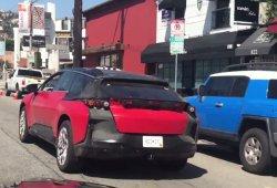Vídeo: Faraday Future prueba el FF91 frente al Tesla Model X en la calle